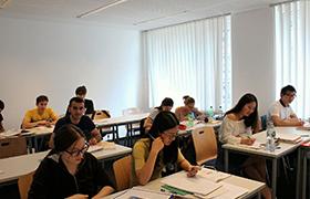 午後ドイツ語コース