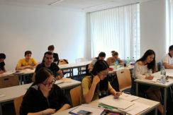 ベルリン校ドイツ語+英語コース