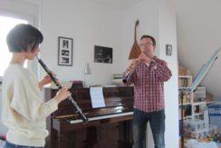 ドイツ音楽留学ハイデルベルクのレッスン講師サポート